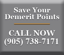 Save Your Demerit Points