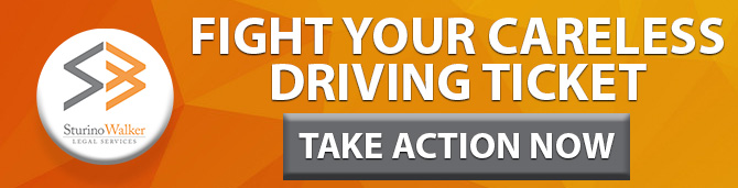 Fight Your Careless Driving Ticket Take Action Now